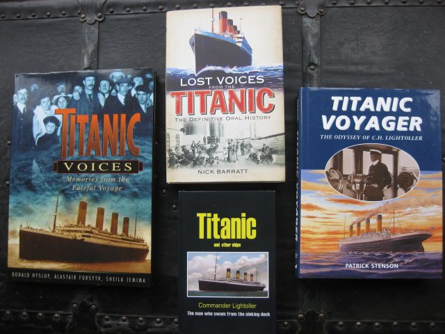 Titanic: In Print
