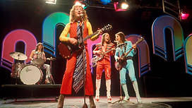 Glammed Up: Slade in their pomp (Photo: BBC)