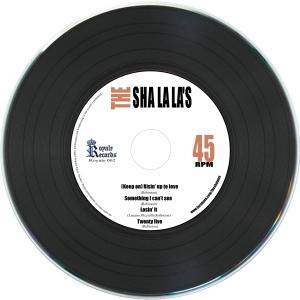 Pressing On: The Sha La La's debut release