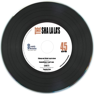Pressing On: The Sha La La's debut release