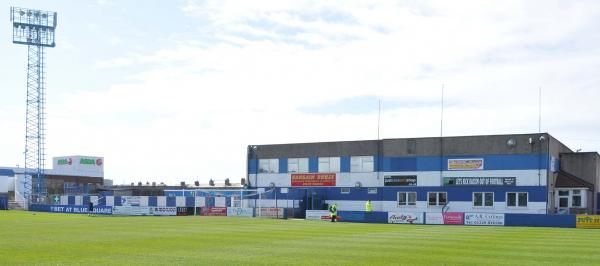 Furness Finesse: Barrow AFC (Photo courtesy of David Holmes)