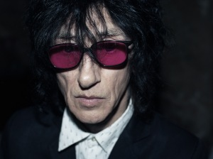 Time Keeper: Dr John Cooper Clarke