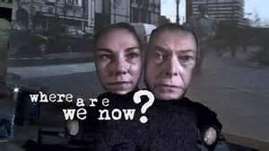 Pensive Puppets: Jacqueline Humphries and Bowie in the Where Are We Now? video
