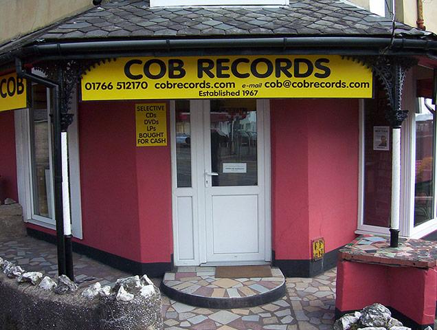 Cob Records Porthmadog