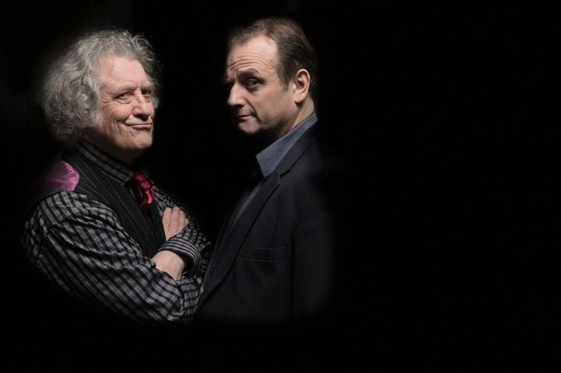 Stage Presence: Noddy Holder and Mark Radcliffe