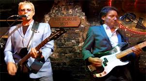 Forging Ahead: Russ Hastings and Bruce Foxton in live action