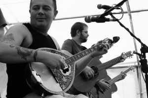 Bouzouki Drive: Preston's Deadwood Dog