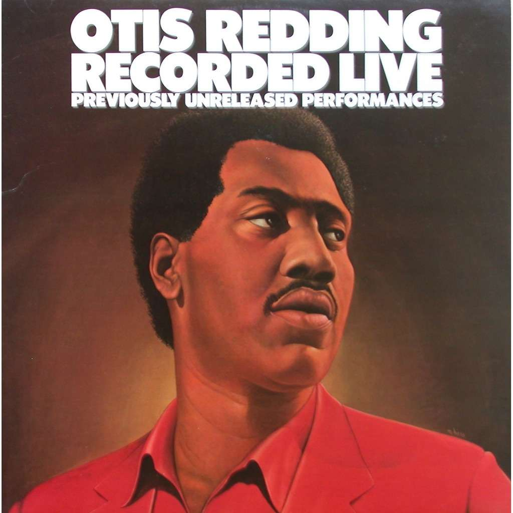 Otis Redding - Live