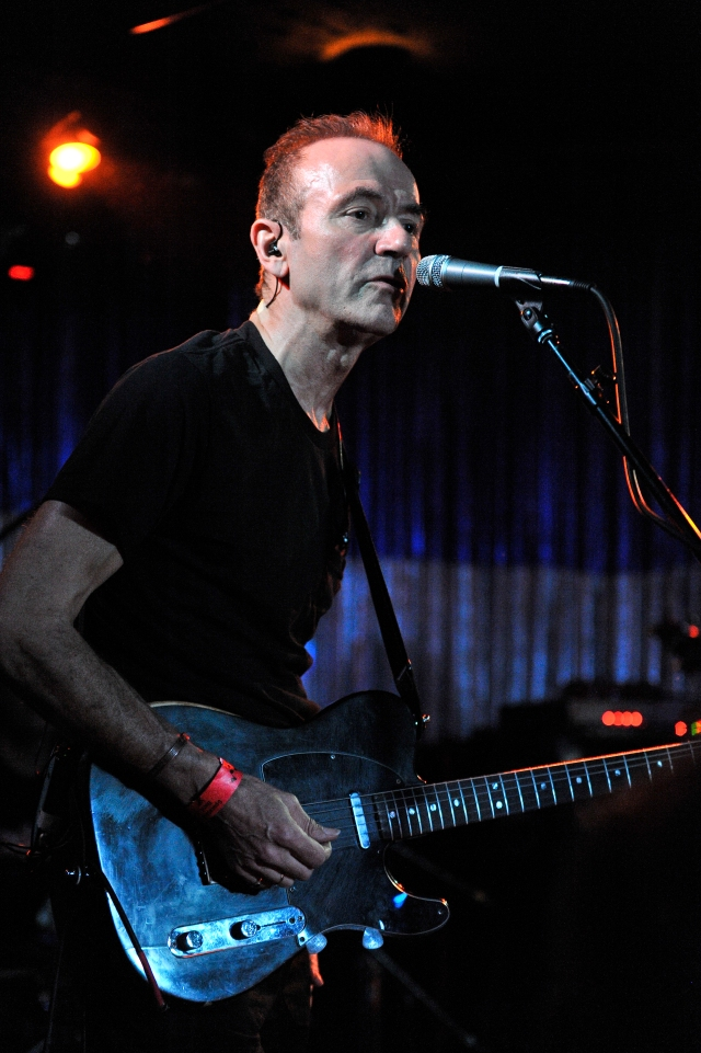 Still Firing: Hugh Cornwell remains on top of his game, judging by his latest recordings