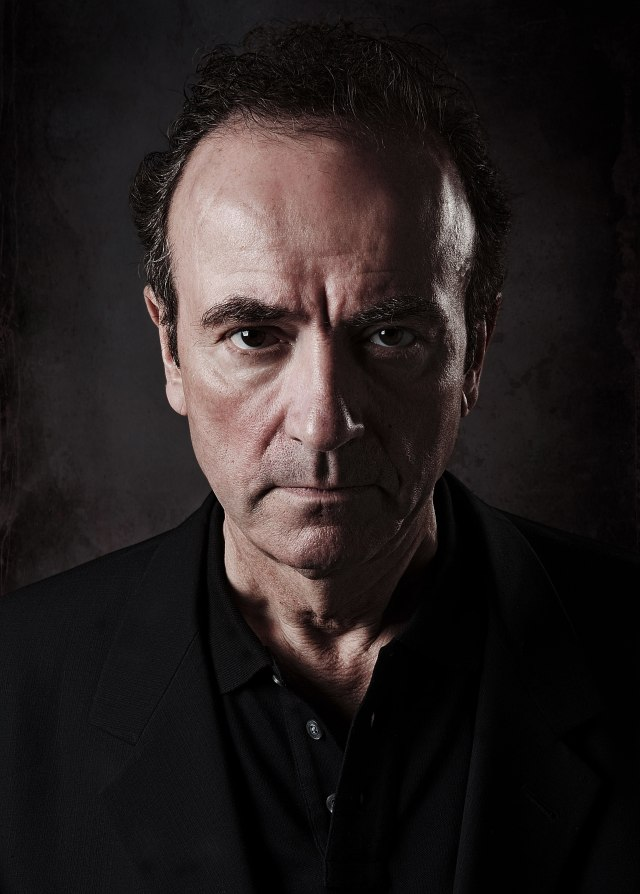 Still Firing: Hugh Cornwell remains on fine form, 35 years after his first hits