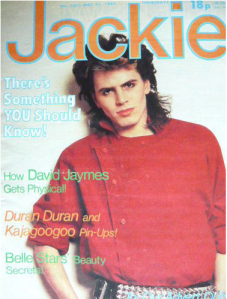 Big Break: Cathy Cassidy finally made the grade at her favourite teen mag Jackie