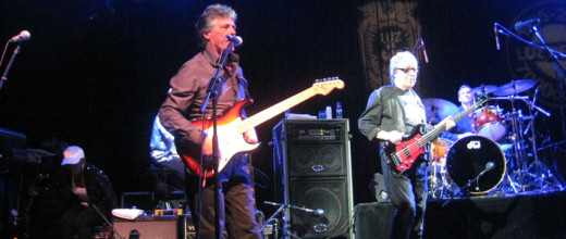 Still Touring: Bill Wyman's Rhythm Kings, coming to a town near you (http://billwyman.com/)
