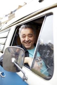 He's Frank: The Return of Colmcille writer Frank Cottrell Boyce