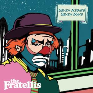 New Single: Seven Nights Seven Days from We Need Medicine, although the blogger would like it to be known that he never ever condones clown imagery