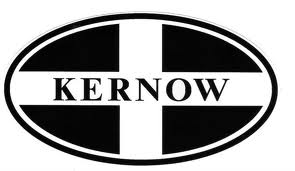 kernow car sticker