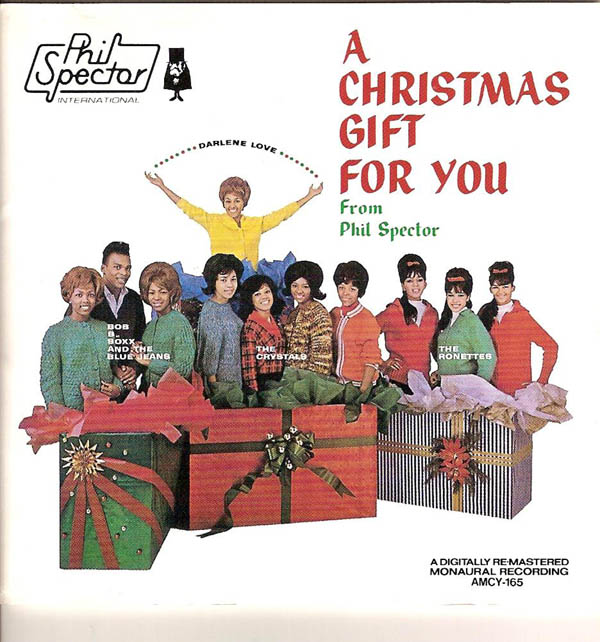 Gift Wrapped: Phil Spector's A Christmas Gift For You