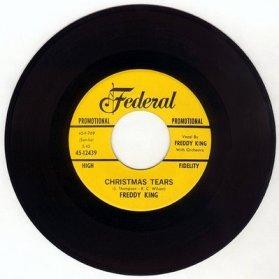 Christmas Tears: Freddie King keeps it real