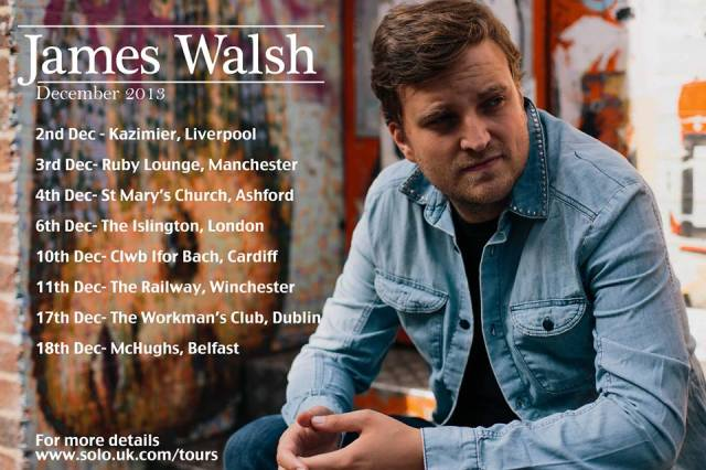 james walsh dates