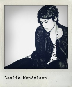 Warm Reception: Leslie Mendelson