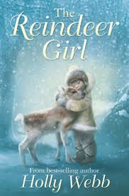Wintry Tale: Holly Webb's The Reindeer Girl