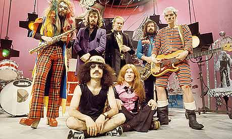 Wizzard Time: Roy Wood and his band from that magical year, 1973