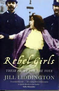 Inspirational Tales: Jill Liddington's Rebel Girls
