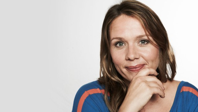 Face Time: Kerry Godliman (Photo: http://www.kerrygodliman.com/)