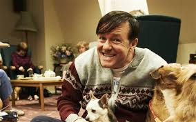 Co Star: Ricky Gervais as Derek