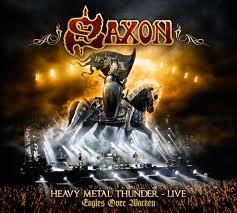 saxon thunder