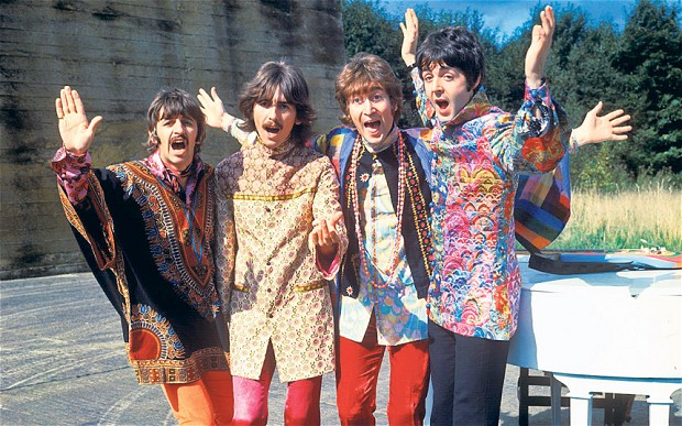 Fab Four: And John Challis was so close to joining The Beatles on the set of Magical Mystery Tour
