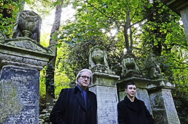 Grave Expectations: John Harle and Marc Almond have joined forces for The tyburn Tree