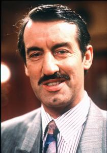TV-Challis. John Challis as Boycie in Only Fools and Horses.