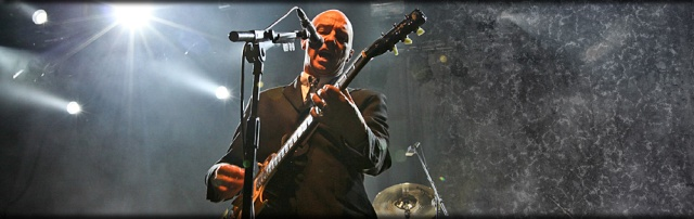 Vox Pop: Midge Ure proved a big hit in Hurst Green (Photo: http://www.midgeure.co.uk/)
