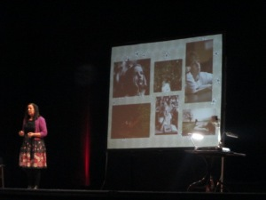 Mood Board: Cathy Cassidy inspires at Blackburn