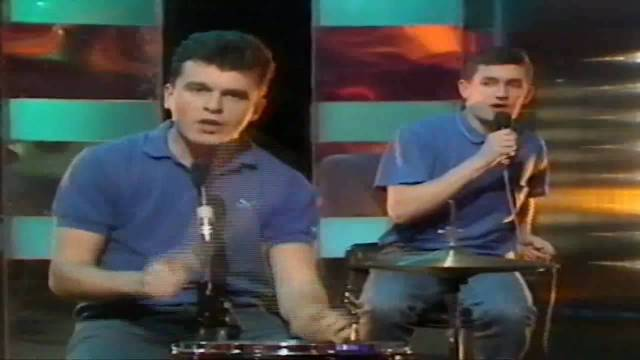 Pops Stars: Dave and Paul on Top of the Pops (BBC)