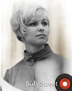 1968-Judy Street headshot - Strider record 8x10
