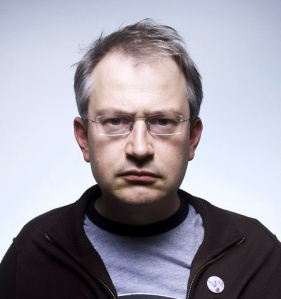 Pensive Mode: Robin Ince thinks on Mark Steel's travel advice