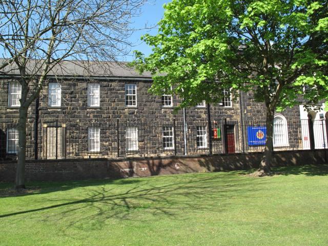 Apt Venue: Fulwood Barracks, home to the Lancashire Infantry Museum (Photo: http://www.lancashireinfantrymuseum.org.uk/)