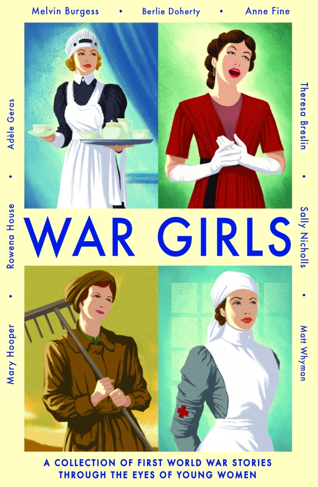 war girls cover hi-res