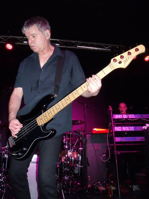 Bass Legend: JJ Burnel (Photo: The Stranglers)