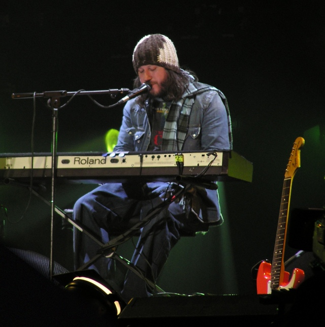 Caught Live: Badly Drawn Boy on stage in Cardiff