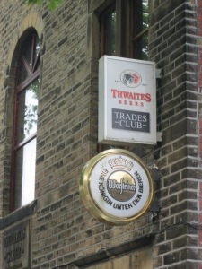 Hot Spot: Hebden Bridge's Trades Club (Photo: Malcolm Wyatt)