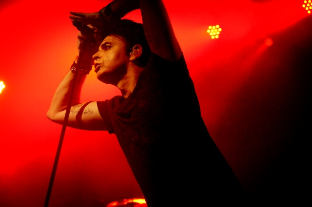 Emotional Crescendo: Gary Numan at 53 Degrees (Photo copyright: Iain Lynn)