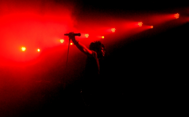 Star Quality: Gary Numan at 53 Degrees (Photo copyright: Iain Lynn)