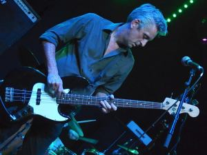 Bass Instinct: Brendan Kelly at the Dirty Water (Kate Greaves)