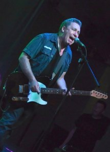 Ray's Return: The Everlasting Yeah's Raymond Gorman at the Dirty Water (Photo: Kate Greaves)