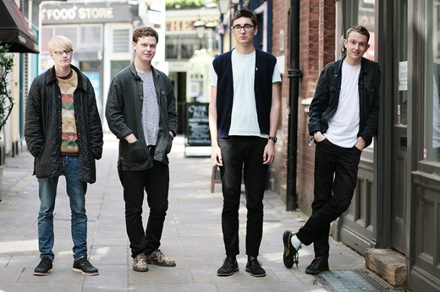 Four Play: The original alt-J line-up