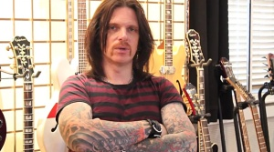 Front Man: Ricky Warwick