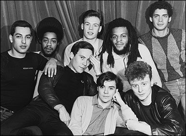 Eight Mates: The original UB40 line-up