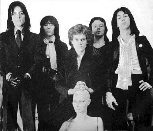 Tiger Lily: The short-lived glam band that gave rise to Ultravox
